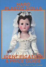 Vintage Hard Plastic Dolls - Identification and Values / Scarce Book