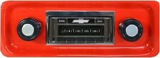 1967-1972 Chevy Truck New Am Fm Stereo Radio Usa-230 200 watts auxiliary in