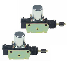2PCS Power Door Lock Actuator Latch Solenoid For Chevy GMC Pickup Truck Pontiac
