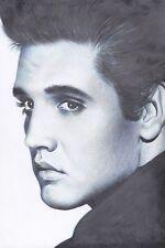Elvis Presley ART PENCIL DRAWING A4