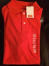 Nwt Mens Polo Shirt Bright Orange Mens Size Small Short Sleeve Joe Fresh  Y13