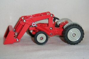 1/43 Ford 8N with Loader and WFE Vintage Vehicle #3 Farm Toy Tractor Diecast
