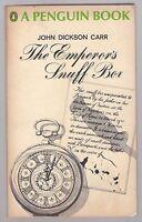 John Dickson Carr-THE EMPEROR'S SNUFF BOX - 1967