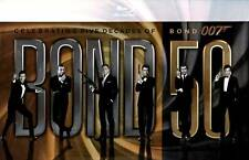 Bond 50: The Complete 22 Film Collection  (Blu-ray 23 Disc set)