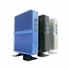 Mini PC with Nuc Intel i7 i5 7200U i3 7100U DDR3L Memory Windows 10