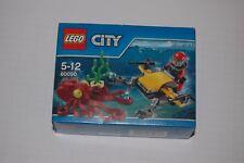 Set Lego City - 60090 L'Explorateur Sous-Marin NEUF scellé