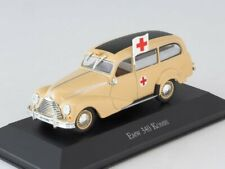 Scale model car 1:43 Emw 340 Kombi Ambulance