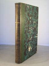 L'UNIVERS DANEMARK / J.-B. EYRIES / RELIURE 1/2 CUIR 1846 / GRAVURES