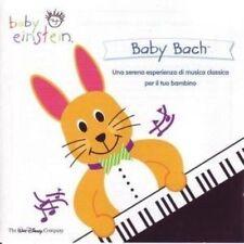 BABY EINSTEIN - BABY EINSTEIN: BABY BACH NEW CD