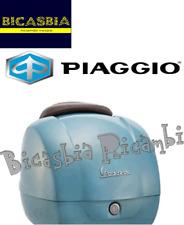 11521 - BAULETTO TRASERO AZUL 433 VESPA GTS 300 2014 - 2016