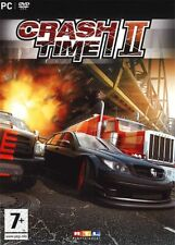 CRASH TIME II 2 / JEU PC / NEUF SOUS BLISTER D'ORIGINE / VERSION FRANÇAISE