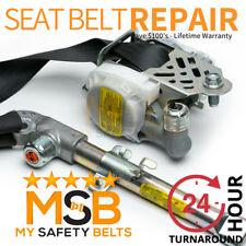 Chevrolet Camaro Dual Stage Seat Belt Repair Rebuild Recharge Service Fix