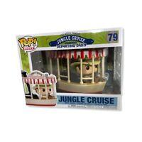 Funko Pop! Rides Disney Exclusive Jungle Cruise Skipper Congo Queen Boat #79