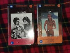 "Lovesick and ""10"" Beta Betamax Dudley Moore"