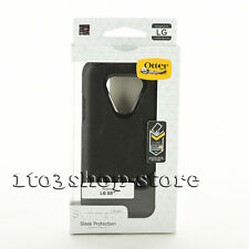 OtterBox SYMMETRY SERIES LG G5 Shockproof Hard Shell Snap Cover Case Black NEW