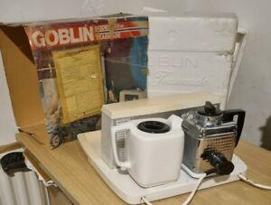 BOXED VINTAGE GOBLIN TEASMADE 855 TEA MAKER ALARM CLOCK LIGHT