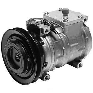A/C  Compressor And Clutch- New   DENSO   471-0106