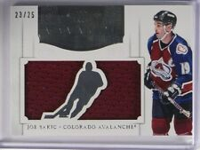 11-12 Panini Dominion Joe Sakic Mammoth jersey #D23/25 #52 *36311