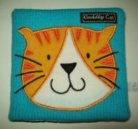 Cuddle Buddies Cat by Make Believe Ideas Fabric Book Baby Toy Gift Playtime