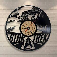 Vinyl Record Wall Clock Classic Clocks Saat Horloge Murale Relogio De Parede