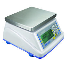 Adam Equipment WBZ 15a Washdown Weighing Scale 15lb / 6kg x 0.005lb / 2g
