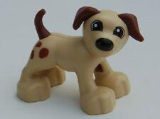 LEGO DUPLO CANE ANIMALI personaggio fattoria gefleckter cane ville figurine provenienti da 5649