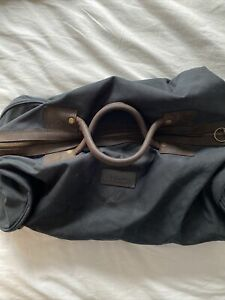 Barbour Waxes Duffle Bag Good Conditions