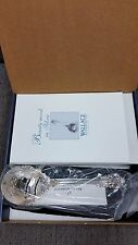 Grande Baroque Sterling Berry Spoon 60th Anniversary in Bowl in Box w/ Book