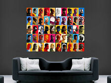 Marvel Super-Héros Poster Collage Comics Art HUGE Giant poster print Large