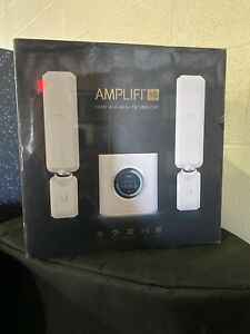 NEW IN BOX - Ubiquiti AmpliFi Dual-Band Mesh Wi-Fi System - White