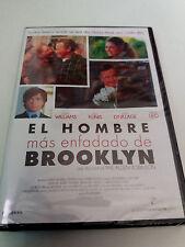 """DVD """"EL HOMBRE MAS ENFADADO DE BROOKLYN"""" PRECINTADO SEALED ROBIN WILLIAMS"""