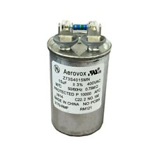 Aerovox Z73S4015MN 400VAC 15uF Oil Filled Capacitor Round Metal Case For 250W MH