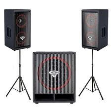 Active Cerwin-Vega DJ & PA Equipment Packages