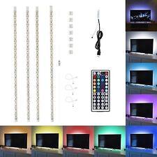 ALight House USB TV Backlight Kit TV Light LED Strip with 44 Keys Remote for ...