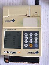 ARKRAY Inverness Medical Pocketchem UA Pu-4210 Urine Chemistry Analyzer