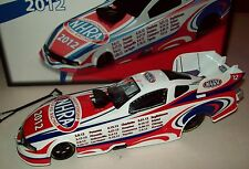 2012 NHRA Schedule Car Ford Mustang Funny Car 1/24 Diecast New