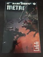 Dark Nights: Metal #1 Fransesco Mattina Exclusive Variant Cover NM 9.4 Unread