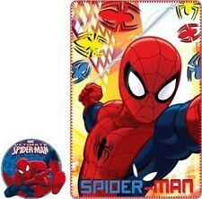 Couverture - Plaid polaire 100 x 150 cm Spiderman