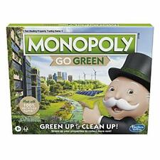 Monopoly Recycled Plant-Based Plastic Families Ages 8 and Up