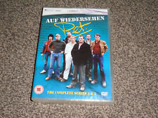 AUF WIEDERSEHEN PET : THE COMPLETE SERIES 1 & 2 - NEW DVD BOXSET (FREE UK P&P)