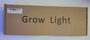 60 LED 3 Head Grow Light Full Spectrum Desk Clip Lamp - Indoor - Flexible.