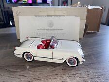 Franklin Mint 1953 Corvette 1:24 Precision Die Cast Model