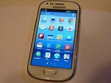 Samsung Galaxy S3 Mini Mobile Smart Phone GT-I8190N White Vodafone