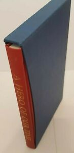 A Hero Of Our Time By Mikhail Lermontov 1980 Folio Society Book With Slip Case