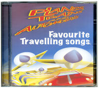 Planes Trains and Autos kids CD.  Favourite travelling songs for children *NEW*