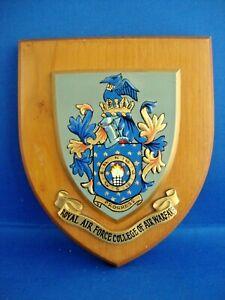 Royal Air Force RAF College of Air Warfare - Progress