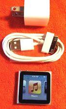 Apple iPod nano 6th Generation Silver (8GB) Great CONDITION!!!!!
