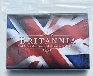 2011 1 oz SILVER BRITANNIA £2 COIN, IN SEALED ROYAL MINT BOX