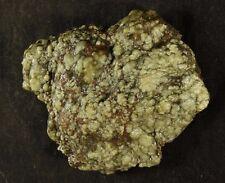 MCJ#6 - Botryoidal Jade from Big Sur in Monterey County, California