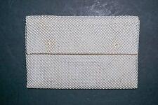 Vintage Whiting & Davis Metal Mesh Bag/purse/Clutch
